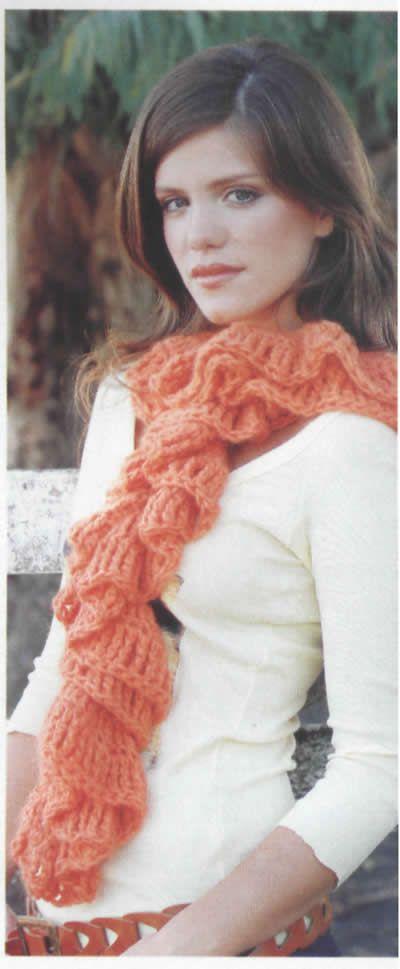 bufanda crochet Bufanda super facil   Aprende Ganchillo
