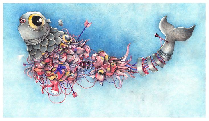 Oscar llorens on behance art projectsart