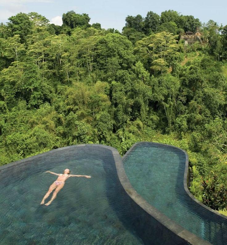 HANGING GARDEN HOTEL, BALI INDONESIA