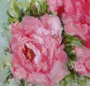 Spring roses #393