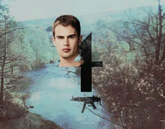 Four ~ Tobias Eaton