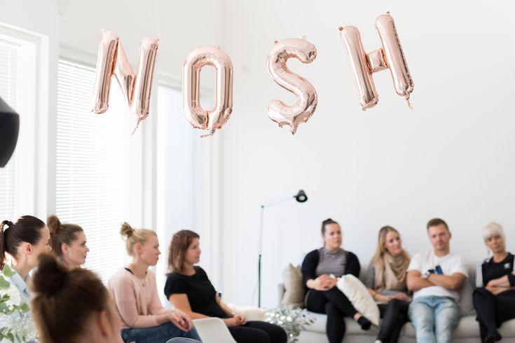 NOSH vaatekutsut - MINISHOW