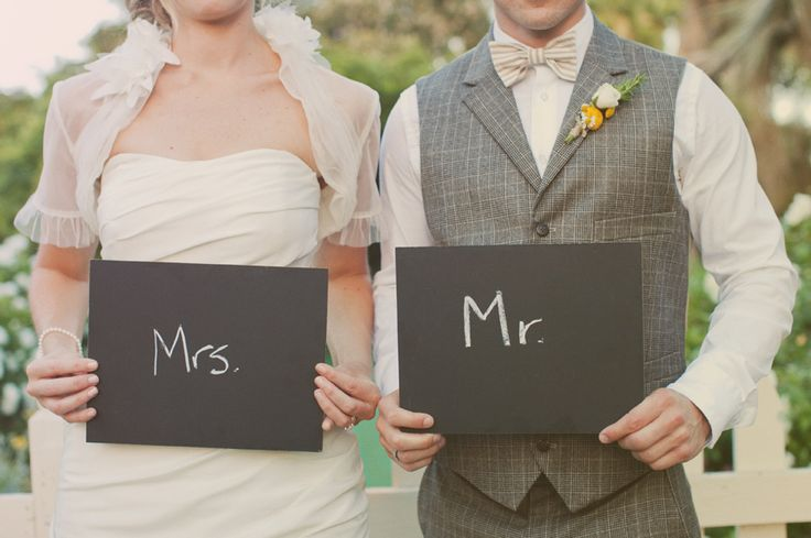 Mrs and Mr