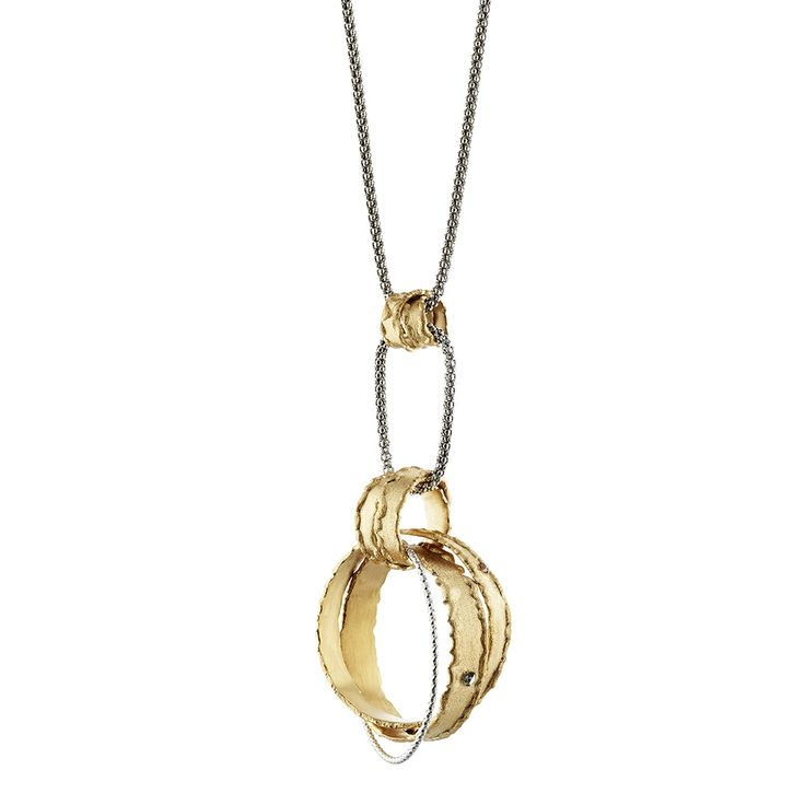 Oxette Rose Gold Silver 925 Necklace -  Available here http://www.oxette.gr/kosmimata/kolie/ster.silv.rosegold-pl.nec.chain-links-oxette-538l-1/     #oxette #OXETTEnecklace  #jewellery
