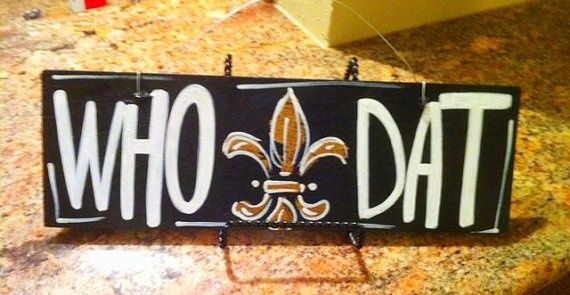 17 Best Images About Who Dat New Orleans Saints On