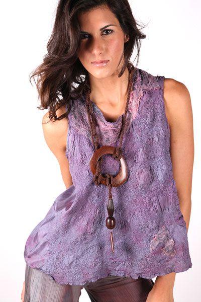Aproximat by Tatiana Palnitska - Art to Wear Originals - color
