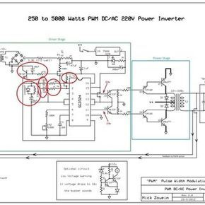 250 to 5000 Watts PWM DC/AC 220V Power Inverter | Power ...