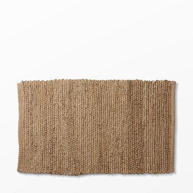Dörrmatta Steg, 50x80 cm, beige