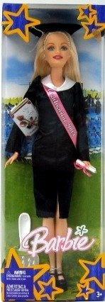 Graduation barbie doll 2005