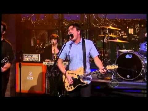 """Jimmy Eat World - """"My Best Theory"""" 9/24 Letterman (TheAudioPerv.com) - YouTube"""