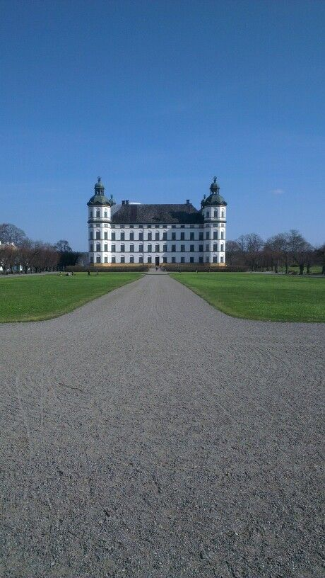 Castle near Uppsala