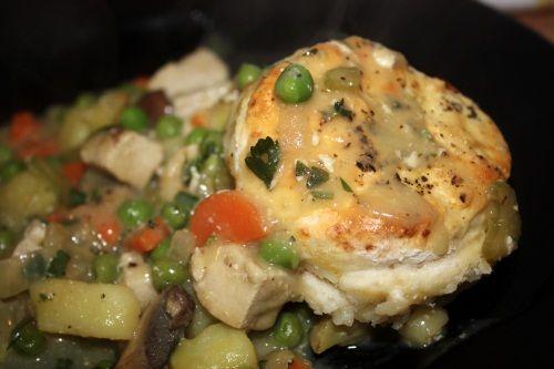 All-New Old-Fashioned Turkey Pot Pie Recipe - Barbara Cooks