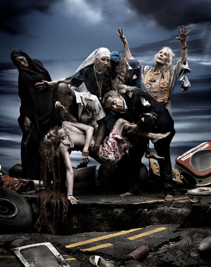 Death - Panel III - Gerard Rancinan