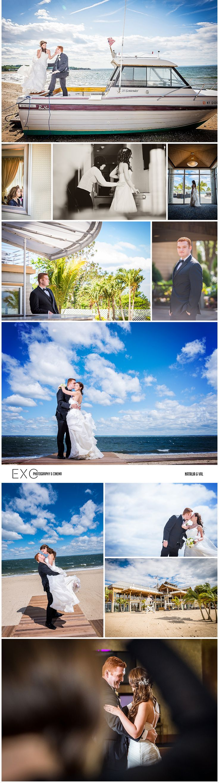 The Crescent Beach Club May Wedding