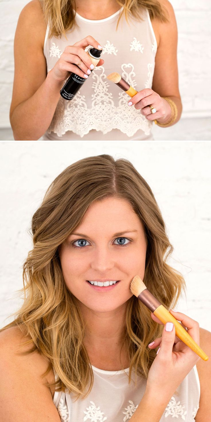 Use these tips for applying your own wedding day makeup.