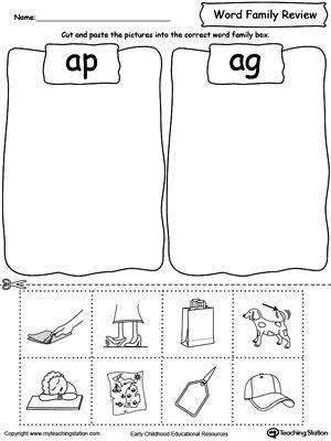 Best Phonics Worksheets Images On   For Kids