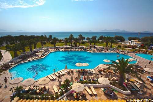 Séjour Ile de Kos Promoséjours, promo séjour Aegean Village sur l'Ile de Kos prix promo séjour Promoséjours à partir 506,00 € TTC au lieu de 874 € 8J/7N.