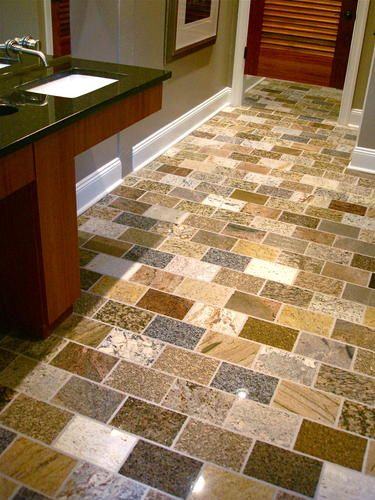 64 best granite scrap ideas images on pinterest for 6x9 bathroom ideas