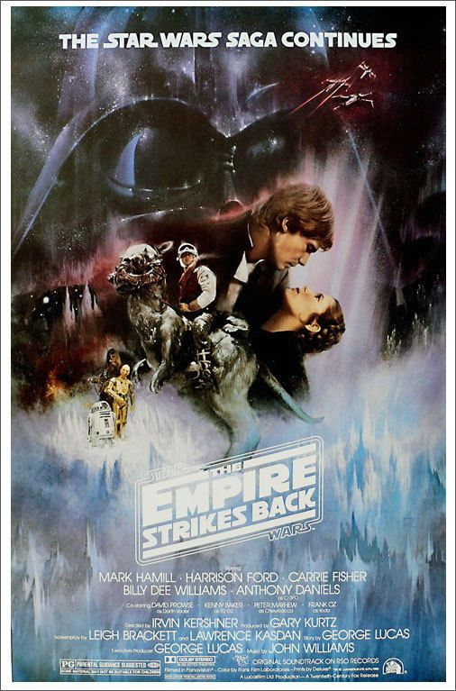 Particulars about STAR WARS: EPISODE V – EMPIRE STRIKES BACK – MOVIE POSTER (STYLE A) (27″ X 40″)