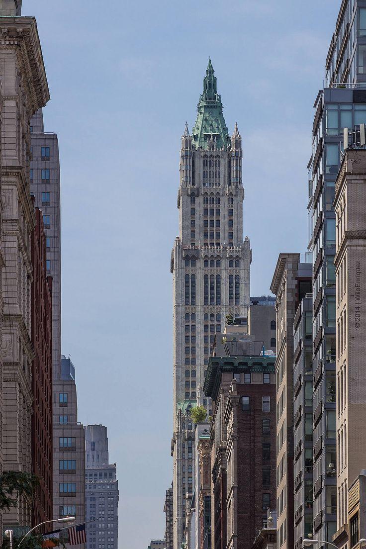 _MG_0996_web | Woolworth Building - NYC | Por: Wilo Enríquez - Fotografía | Flickr - Photo Sharing!