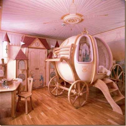 Best little girl room ever!!!!!! Perfect for a little princess!