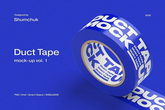 Duct Tape Mock Up Vol 1 Duct Tape Tape Duct