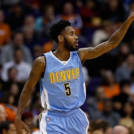 Will Barton has scored 45.8 and 53.5 #draftkings points in his last two games. Will he be the chalk tonight in an uptempo game against the #knicks? #nba #dfs #nuggets