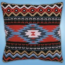 Southwest Tapestry Cushion Kit by Design Works