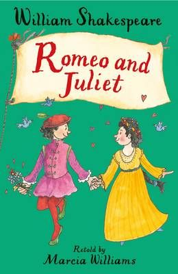 The perfect introduction to Shakespeare's Romeo and Juliet for children, written and illustrated by master storyteller Marcia Williams and featuring Shakespeare's own dialogue
