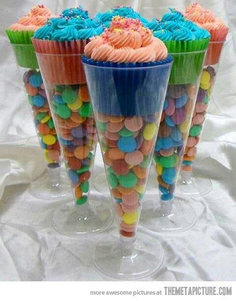 For the kids birthdays!