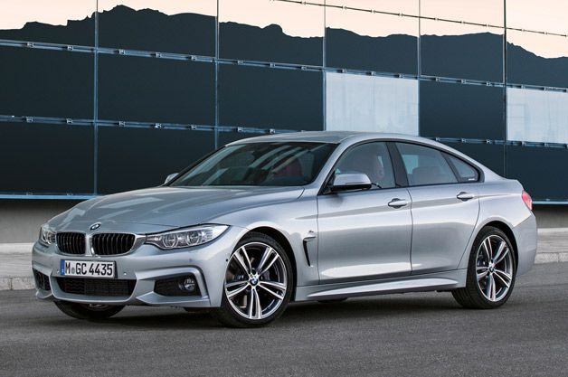 Official: 2015 BMW 4 Series Gran Coupe might be a better 3 Series sedan