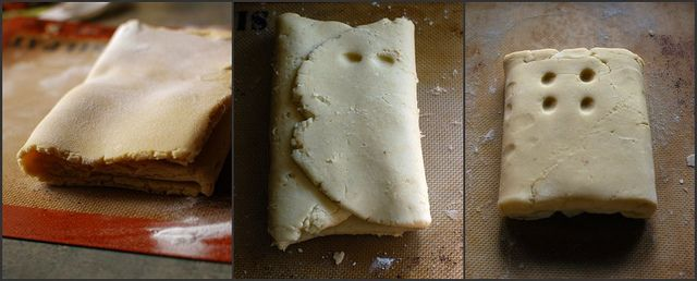 learning the process by shauna   glutenfreegirl, via Flickr   going to use earths best instead of butter  gluten free dairy free puff pastry