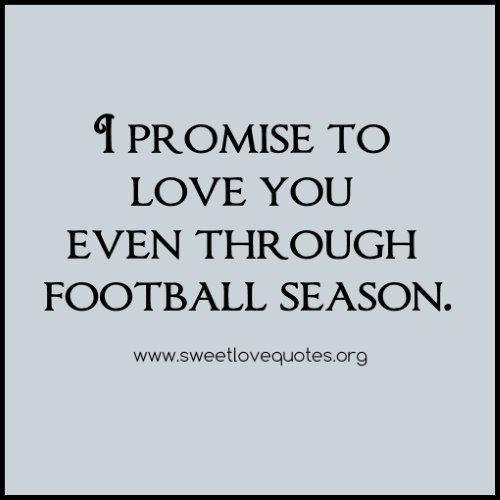 Quotes About Love For Him: 25+ Best Ideas About Football Poems On Pinterest