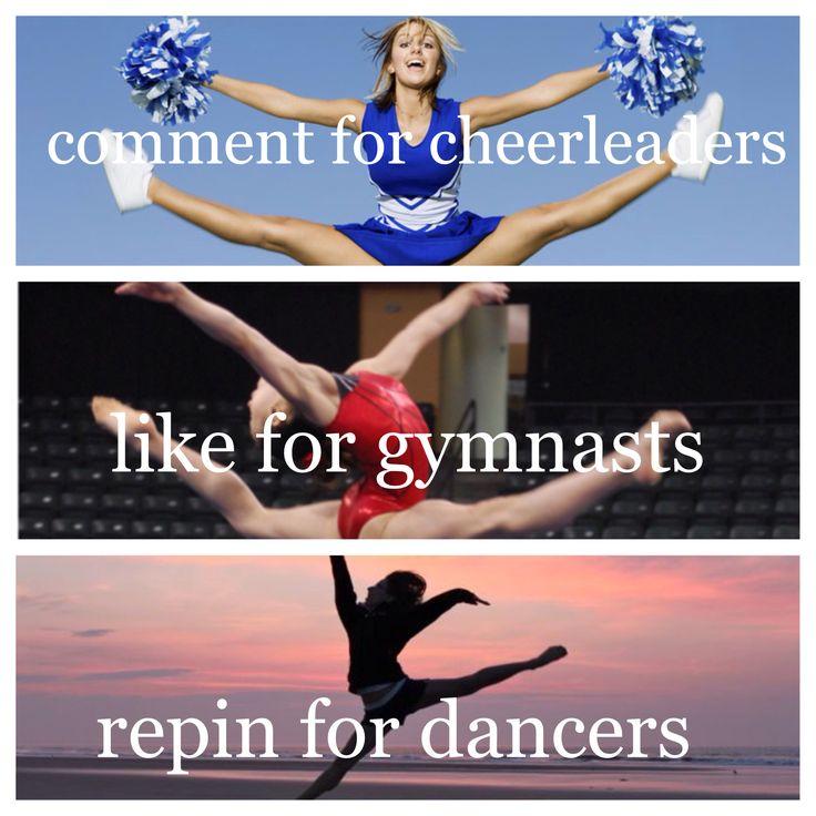 Cheerleader & Dance!