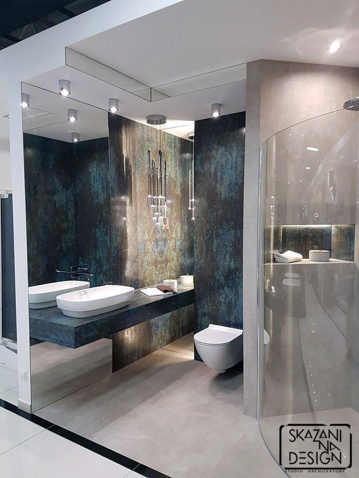 Projekt Ekspozycji W Salonie łazienek Max Fliz Katowice