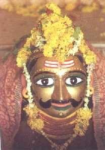 Shree Mahakaleshwar lingam