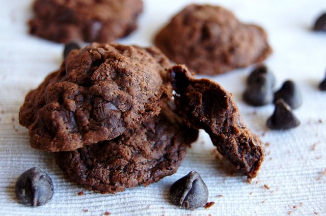 Nutella Chocolate Chip Cookies... the best cookies I have EVER had!