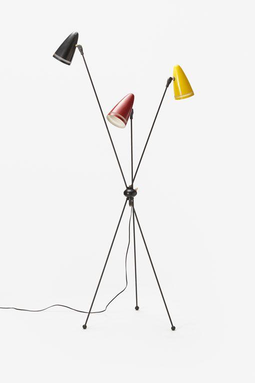 1950's Rite Lite floor lamp. https://australianmodern.wordpress.com