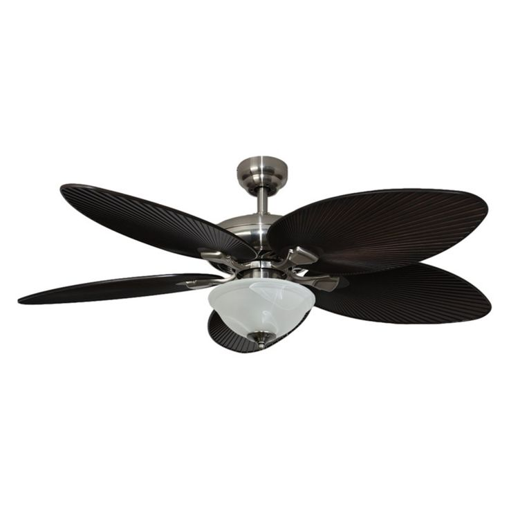 Prominence Home Mallorca 52 in. Indoor Ceiling Fan with Light and Remote - 50416