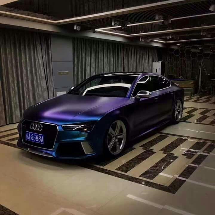 Purple Plasti Dip Audi Audi Plastidip Purple Coches De