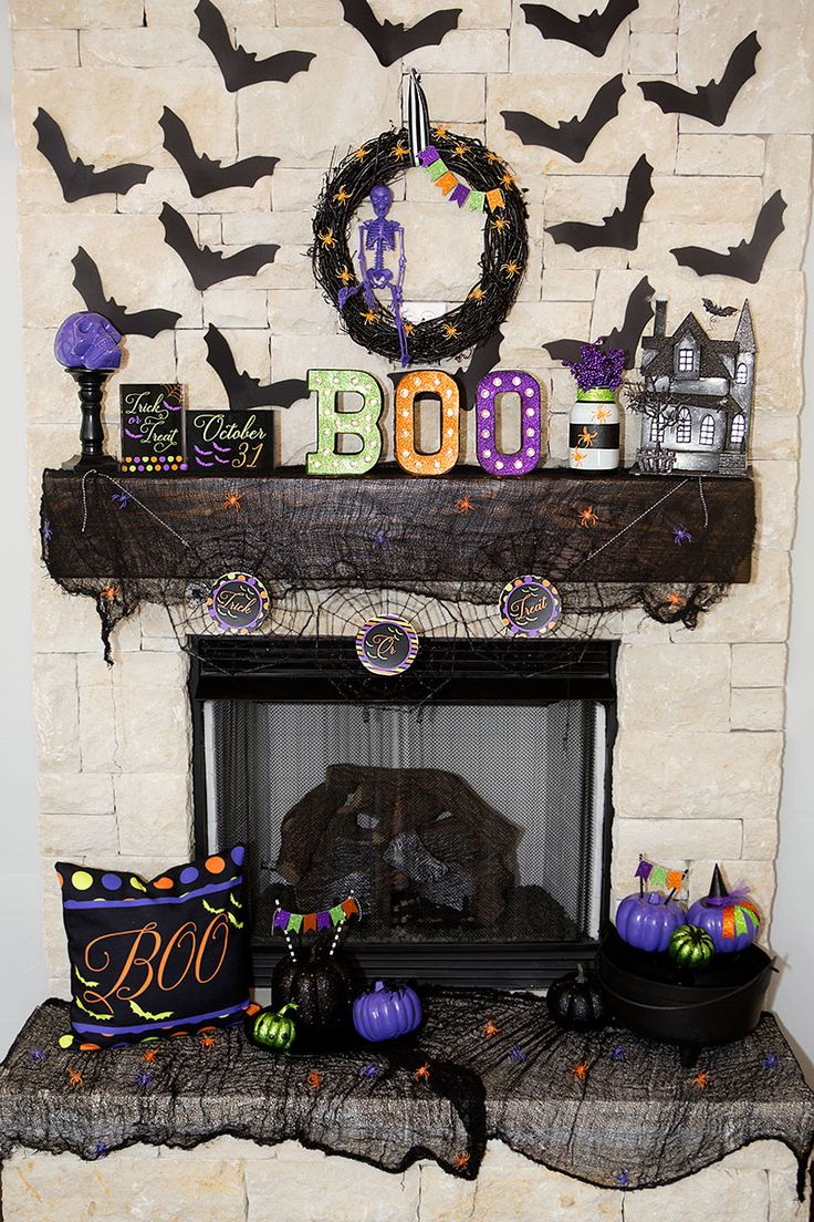 boo halloween marquee by lillian hope designs using heidiswapps marquee love letters - Glitter Halloween Decorations