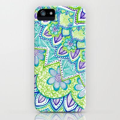 Sharpie+Doodle+2+iPhone+&+iPod+Case+by+Kayla+Gordon+-+$35.00