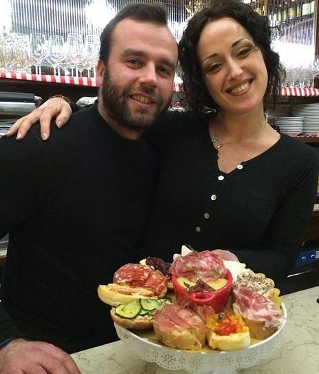 El Bacarin, Osteria Verona - staff - tartine - tapas