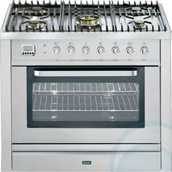 Freestanding Ilve Gas Oven/Sto | Appliances Online $4668