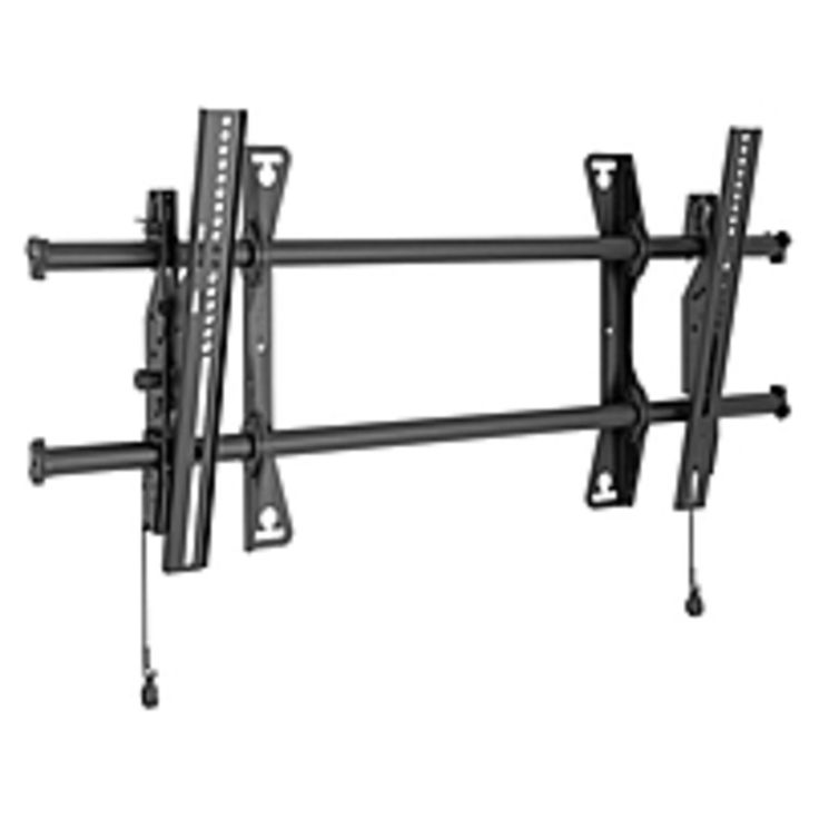 Chief Fusion Wall Tilt LTA1U Wall Mount for TV - 37 to 63 Screen Support - 200 lb Load Capacity - Black