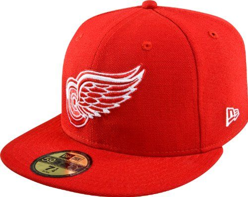 Detroit Red Wings New Era 59Fifty Hat