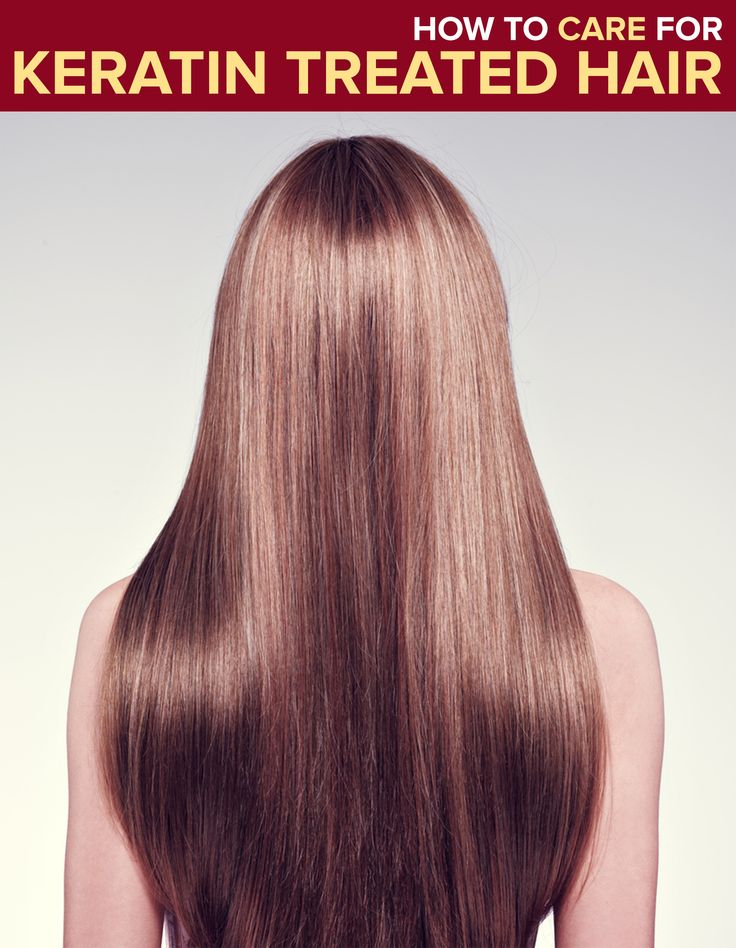 Follow these tips and tricks for keeping your keratin treated hair looking its best.