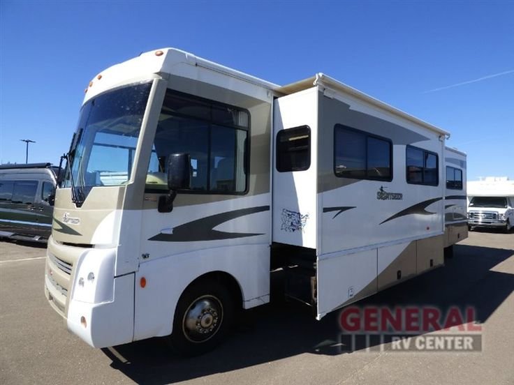 Used 2008 Winnebago Sightseer 35J Motor Home Class A At General RV