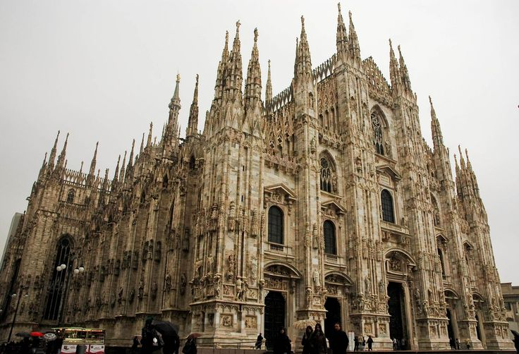 Catedral gótica de Milán
