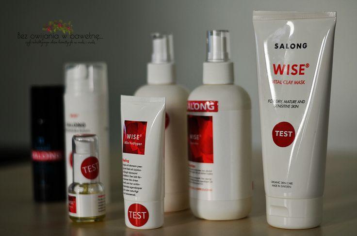 WISE Naturkosmetik products podczas spotkania blogerów Secrets of Beauty ....